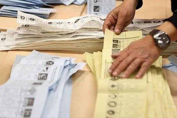 AK Parti'ye kötü haber, seçimler iptal edildi