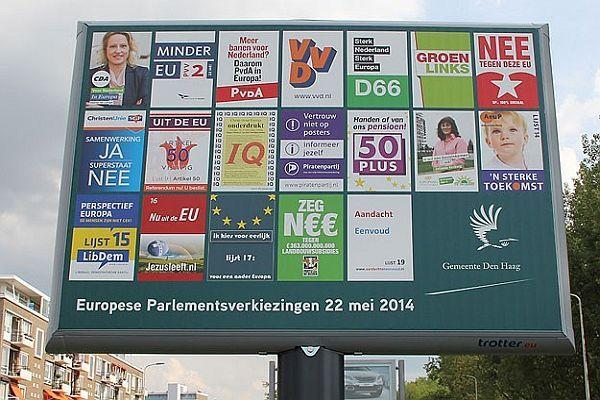 Avrupa Parlamentosu seçimleri başlıyor