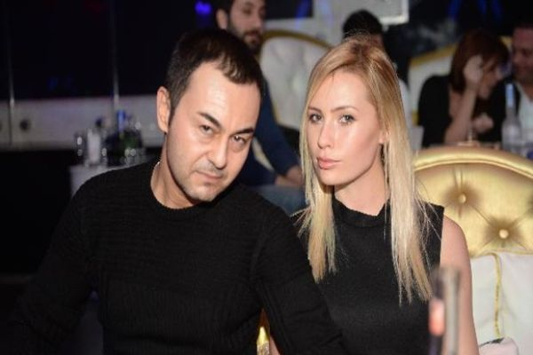 Serdar Ortaç karısına 5 milyon dolarlık bakın ne aldı?