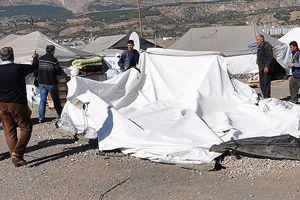Türkiye'nin şefkat eli Suriyeli sığınmacıları ısıtıyor