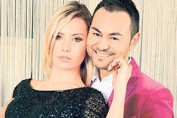 Serdar Ortaç yeni klibinde eşini oynattı