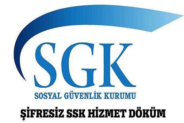 SSK-SGK-Emeklilik-Pirim-Sorgulama, TC Kimlik No ile Hizmet Dökümü-Sorgulama