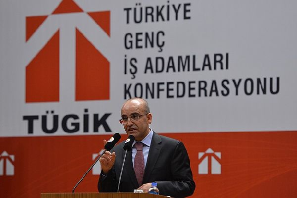 Şimşek, 'Türkiye'nin geleceği parlak'