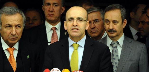 Mehmet Şimşek'ten Mısır'daki idam cezalarına yorum