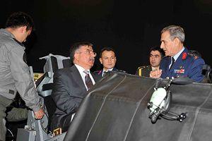 F-16 simülatör eğitim merkezleri hizmete girdi