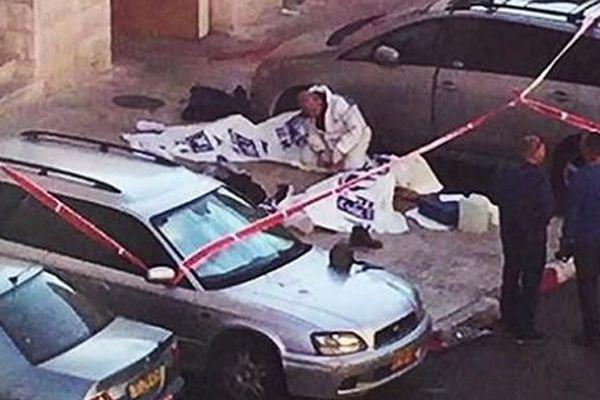 Sinagog saldırısında ölenler İsrailli değilmiş