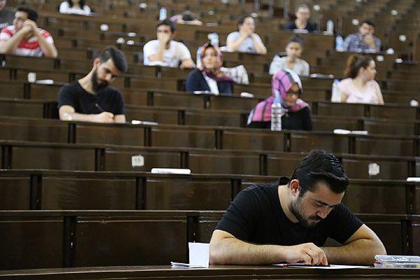 LYS Fen Bilimleri sınavı sona erdi