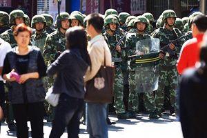 Sincan Uygur Bölgesi'nde karakola saldırı, 16 ölü