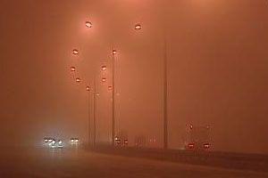 İstanbul sisli havaya teslim