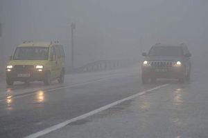 Meteoroloji'den buzlanma ve sis uyarısı