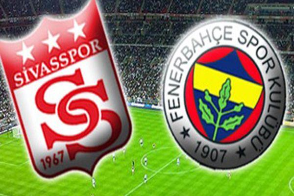 Sivasspor, Fenerbahçe maçı muhtemel 11'leri