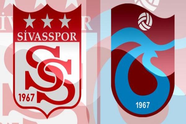 İşte Sivasspor Trabzonspor maçının muhtemel 11'leri