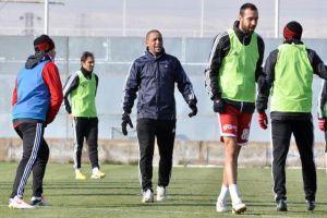 Sivasspor kupa maçına kilitlendi