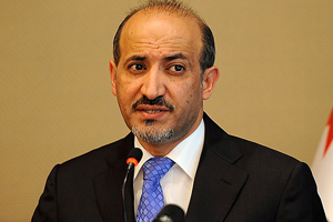 SMDK Başkanı Ahmed el-Carba Erbil'de