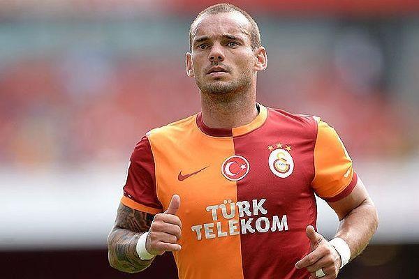 Sneijder, 'Chelsea maçında çok iyi oynamalıyız'