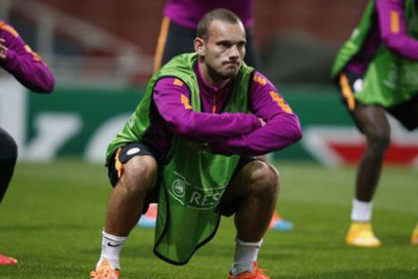 Sneijder'den Manchester United hakkında bomba açıklama