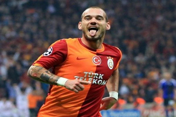 Sneijder hakkında bomba itiraf