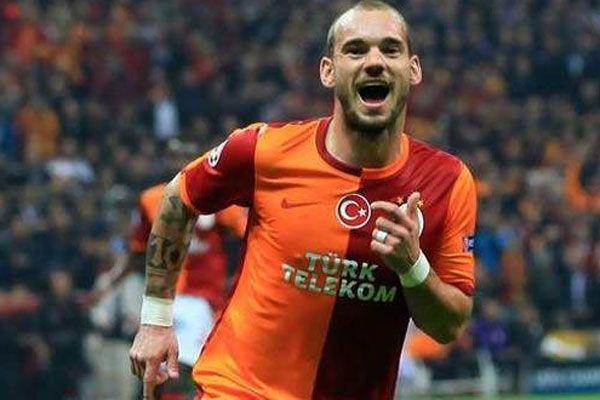Sneijder, 'Kupayı kazanmak istiyoruz'