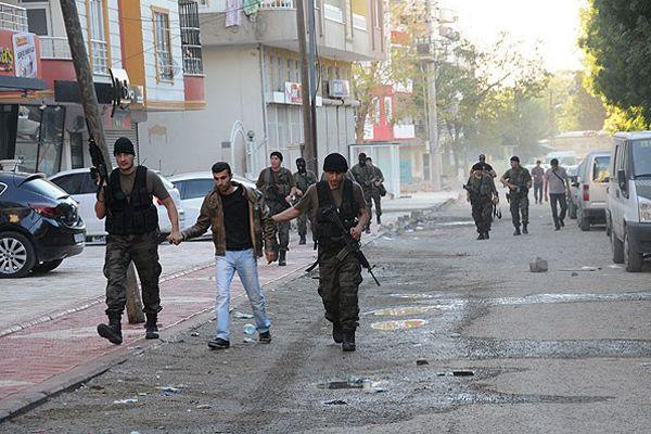 Batman, Siirt ve Mardin'de sokağa çıkma yasağı kaldırıldı