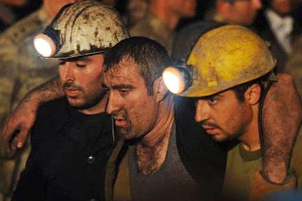 Soma şehitlerine Erciyes'te anma töreni