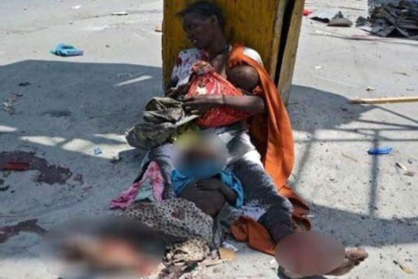 Somali'de dehşete düşüren saldırı