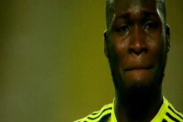 Moussa Sow gözyaşlarını tutamadı