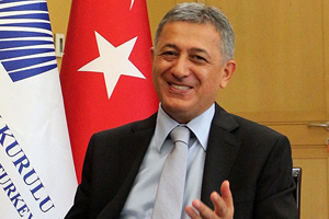 SPK Başkanı Ertaş 2014'den umutlu