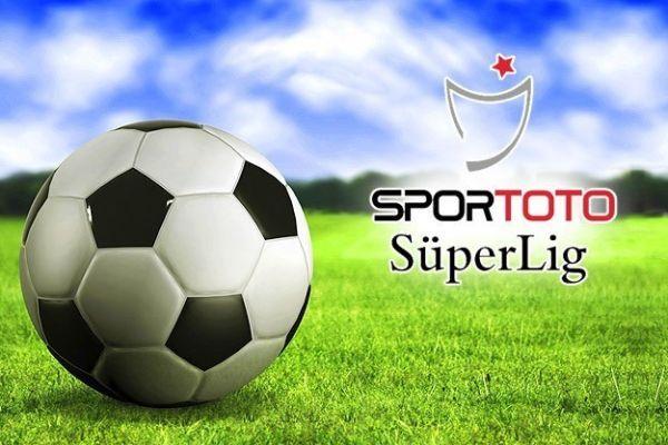 Süper Lig'de oynanan maçlar ve puan durumu