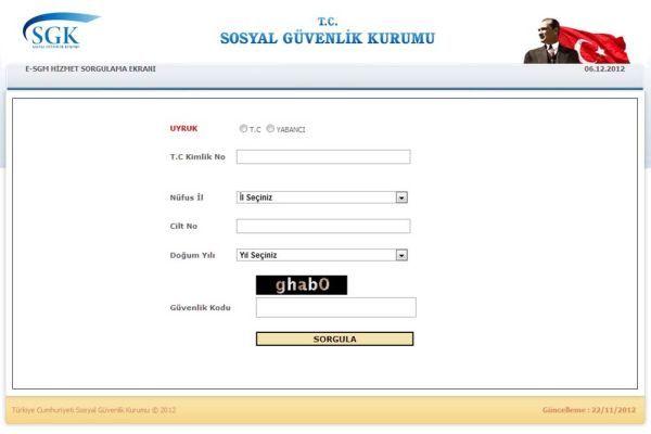 SGK SSK vatandaşa büyük kolaylık, İşte SGK SSK işlemleri