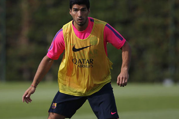Luis Suarez, Barcelona idmanında