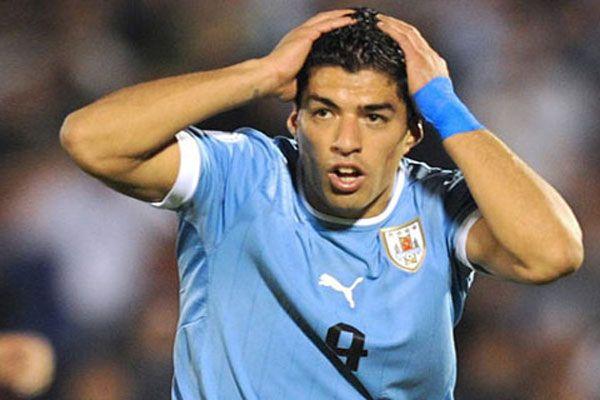 FIFA'dan Suarez'e Dünya Kupası'nda tarihi ceza