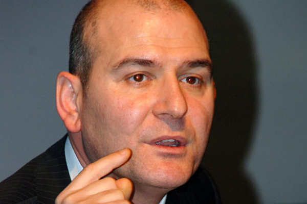 Süleyman Soylu, AK Parti'nin oy oranını açıkladı