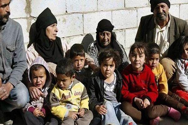 O ülke kapılarını Suriyelilere kapattı