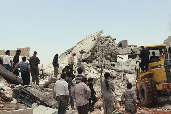 Suriye'de kan akmaya devam ediyor