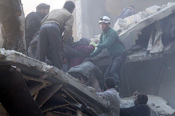 Esad güçlerinin saldırılarında 138 kişi öldü