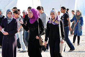Dünyanın gözü yeniden Suriyelilere çevrildi