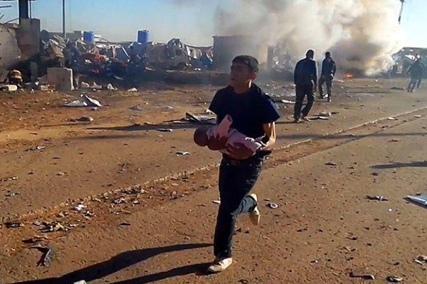 Suriye'de Mart ayı bilançosu, 2 bin 867 ölü