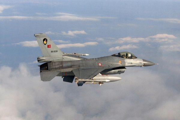 Suriye füzeleri jetlerimize kilitlendi