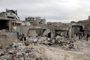 Suriye'de 83 kişi hayatını kaybetti