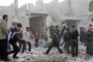Suriye'de 71 kişi öldürüldü