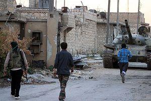 Türkmenler Esad rejimine karşı savaşıyor