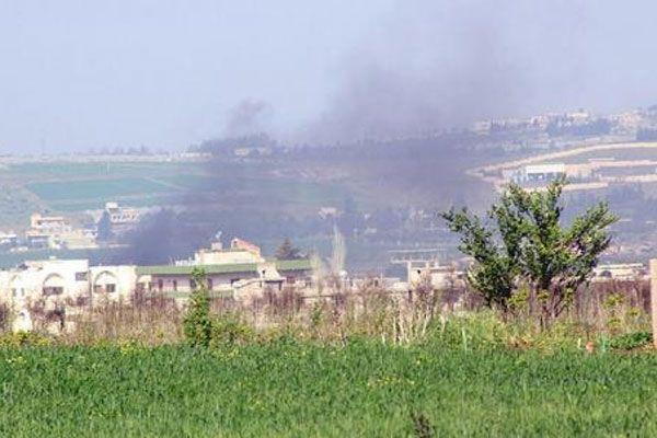 Suriye'den Golan Tepeleri'ne füze atışı