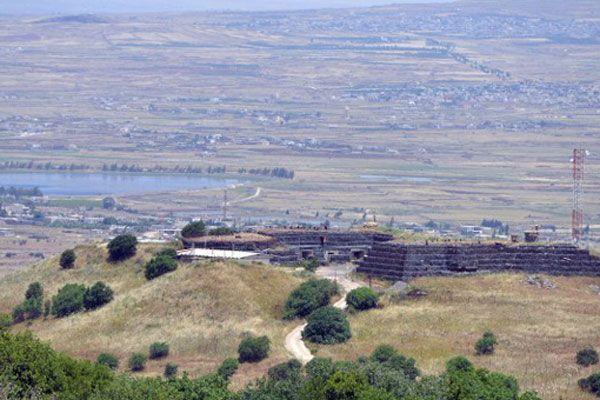 Suriye'den Golan Tepeleri'ne havan topu saldırısı
