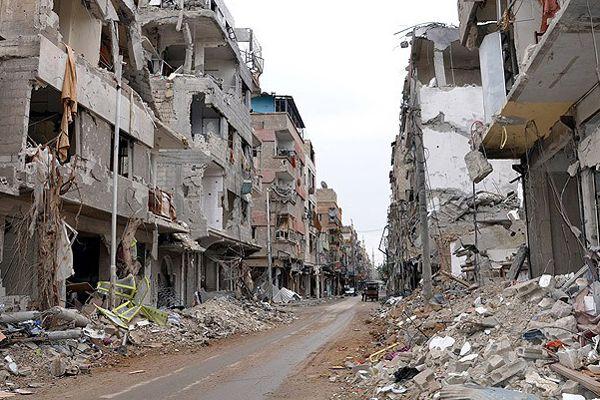 Esad güçlerinin saldırılarında 156 kişi öldü