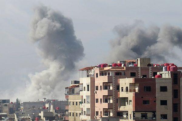 Esad güçlerinin saldırılarında 101 kişi öldü