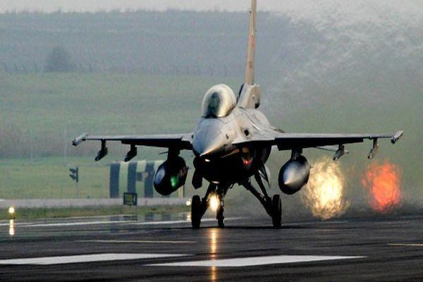 Suriye helikopterine F-16'lar izin vermedi