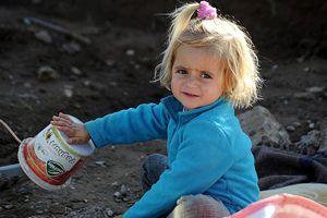 Suriye'de nüfusun yüzde 75'i yardıma muhtaç kalacak