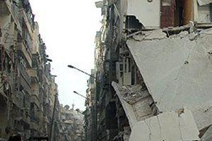 Esad güçleri ağır silahlarla saldırdı
