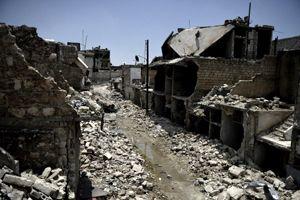 Suriye'de rejim güçlerinden infaz