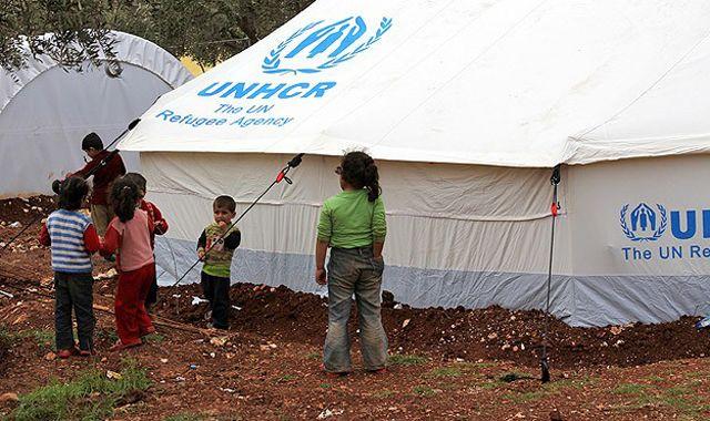 Suriyeliler BM yardımından umutsuz